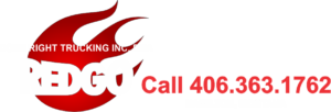 Redgo Trucking Logo
